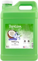 TROPICLEAN Whitening Awaphui and Coconut 2.5 Gallon