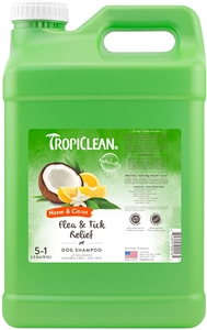 Tropiclean Neem & Citrus Pet Shampoo 2.5 Gallon