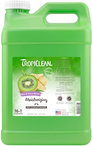 TROPICLEAN  Kiwi & Cocoa Butter 16:1 Conditioner 2.5 Gallon