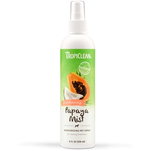 Tropiclean Papaya Mist Cologne 8.oz