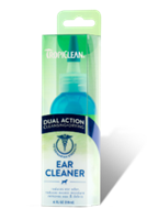 Tropiclean Dual Action(Cleansing & Drying) Ear Cleaner 4.oz