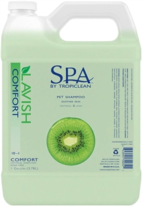 Tropiclean SPA Comfort Soothing Shampoo Gallon