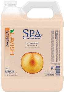 Tropiclean SPA Renew Revitalizing Shampoo Gallon