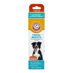Arm & Hammer Advanced Care Fresh Breath and Whitening Toothpaste Poultry Flavor