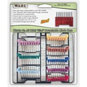 Wahl 5 in 1 Stainless Steel Comb Set of 8