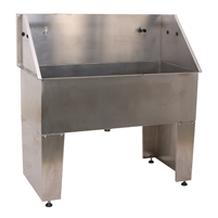 WAGS #136 Stainless Steel Bathing Tub