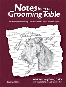 Notes From the Grooming Table by Melissa Verplank
