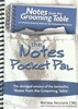 Notes From the Grooming Table Pocket Pal by Melissa Verplank