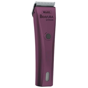 Wahl Bravura Lithium Ion Clipper Purple