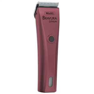 WAHL Bravura Lithium Ion Clipper (Pink)