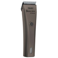 WAHL Bravura Lithium Ion Clipper (Gunmetal)