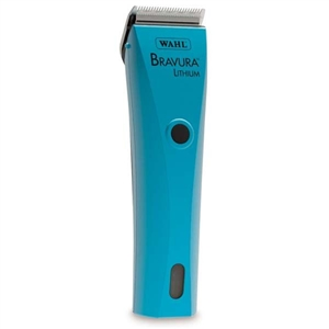 WAHL Bravura Lithium Ion Clipper (Turquoise)