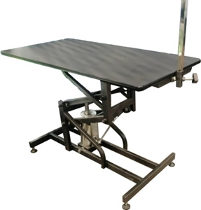FT-803 Classic Z Lift Hydraulic Table Charcoal Black