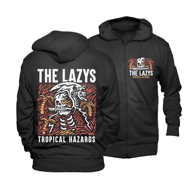 Tropical Hazards Hoodie