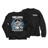 Half Mast Blues Long Sleeve T-Shirt