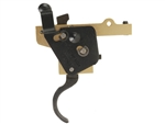 Timney 301 Featherweight Deluxe Rifle Trigger Mauser 98 with Safety 1-1/2 to 4 lb Blue