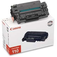 Canon 0985B004AA (CRG-110) OEM Black Toner Cartridge