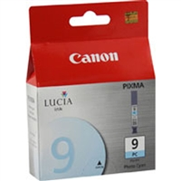 Canon 1038B002 (PGI-9PC) OEM Photo Cyan Ink Cartridge