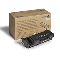 Genuine Xerox 106R03620 Black Toner Cartridge - OEM