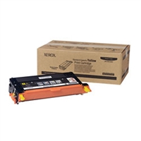 Xerox 113R00721 OEM Yellow Toner Cartridge