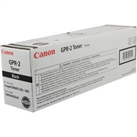 Canon 1389A004AA (GPR-2) OEM Black Toner Cartridge