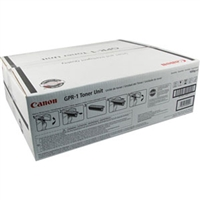 Canon 1390A003AA (GPR-1) OEM 3-Pack Black Toner Cartridge
