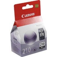 Canon PG-210 OEM Black Ink Cartridge