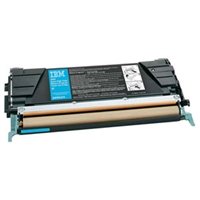 IBM 39V0311 OEM High Yield Cyan Toner Cartridge