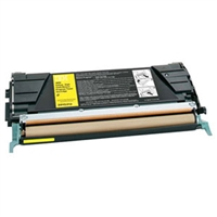 IBM 39V0313 OEM High Yield Yellow Toner Cartridge