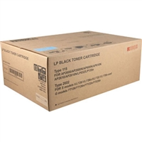 Ricoh 400759 OEM Black Toner Cartridge