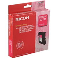 Ricoh 405534 OEM Magenta Ink Cartridge