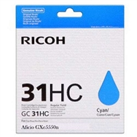 Ricoh 405689 OEM Cyan Toner Cartridge