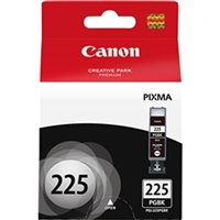 Canon 4530B001 (PGI-225) OEM Pigment Black Ink Cartridge