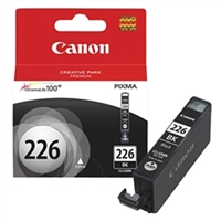 Canon 4546B001 (CLI-226BK) OEM Photo Black Ink Cartridge