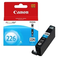 Canon 4547B001 (CLI-226C) OEM Cyan Ink Cartridge