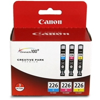 Canon 4547B005 OEM Combo Pack (C/M/Y) Ink Cartridge
