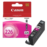 Canon 4548B001 (CLI-226M) OEM Magenta Ink Cartridge