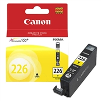 Canon 4549B001 (CLI-226Y) OEM Yelllow Ink Cartridge