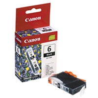 Canon 4705A003 (BCI-6Bk) OEM Black Ink Cartridge
