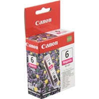 Canon 4707A003 (BCI-6M) OEM Magenta Ink Cartridge
