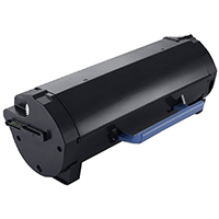 Genuine Dell 593-BBYP Black Toner Cartridge - OEM