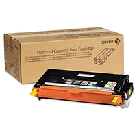 Genuine Xerox 6R1238 Black Toner Cartridge - OEM