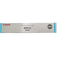 Genuine Canon 8525B003AA Cyan Toner Cartridge - OEM