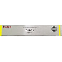 Genuine Canon 8527B003AA Yellow Toner Cartridge - OEM