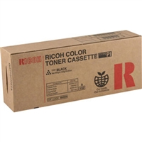 Ricoh 884900 OEM Black Toner Cartridge