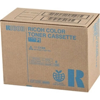 Ricoh 884903 OEM Cyan Toner Cartridge