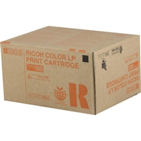 Ricoh 888443 (Type 160) OEM Yellow Toner Cartridge