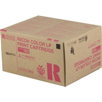 Ricoh 888444 (Type 160) OEM Magenta Toner Cartridge