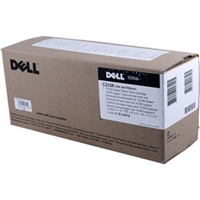 Dell C233R OEM Use And Return High Yield Black Toner Cartridge