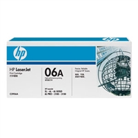 HP C3906A (HP 06A) OEM Black Toner Cartridge